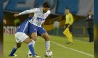 Imagen del partido jugado en el primer semestre en Bogotá.