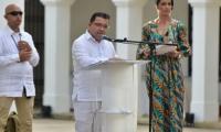 Intervención de Rafael Martínez.