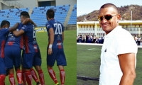 Unión Magdalena y Carlos Mario Vilarete.