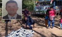 El joven indígena murió baleado en zona rural de Jamundí, Valle del Cauca.