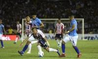 Junior y Unión Magdalena empataron en su más reciente partido.