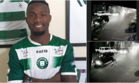 Yeison Mendoza Valencia, futbolista asesinado.