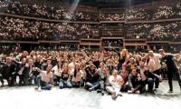 Comediantes en el Movistar Arena