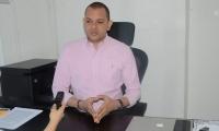Luis Guillermo Rubio, gerente del Setp