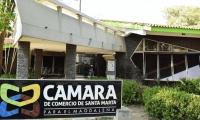 Sede de la Camara de Comercio de Santa Marta.
