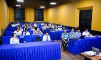En el evento se hizo la presentación de los servicios que ofrece la Agencia Pública de Empleo de la Gobernación del Magdalena.