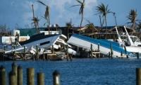 Afectaciones en Bahamas por el paso de Dorian.