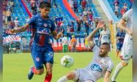 Unión Magdalena sumó una nueva derrota en liga.