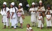 Indígenas de la Sierra Nevada de Santa Marta