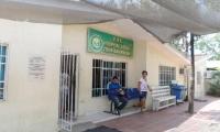 El menor fue ingresado sin signos vitales al centro asistencial del municipio.