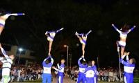 Los asistentes disfrutaron de las presentaciones  de la Orquesta Fusión, el Grupo de Porrismo, Taekwondo, Karate do, Ultímate, Rugby y Danza Moderna de la universidad.