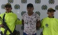 Alias 'Pantera' deberá responder antes las autoridades por los delitos de concierto para delinquir, tráfico de estupefacientes y porte ilegal de arma de fuego.