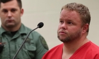 Michael W. Jones Jr, acusado de asesinar a su esposa y sus cuatro hijos.