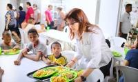 El programa 'Nutrición es La Vía' ha intervenido a 30 mil niños en el Magdalena y su capital.