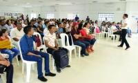 Rector de Unimagdalena presentó balance y proyecciones del 'Talento Programa Magdalena' en municipio de Fundación.