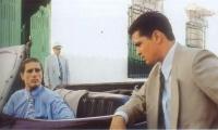 Carlos Vives y su amigo Rodrigo Obregón