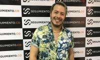 Mauricio Rivera, cantante.