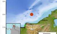 Temblor en la costa