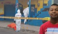 Luis Alberto Cabrera Smith fue asesinado en la tarde de este viernes en la vía a Minca.