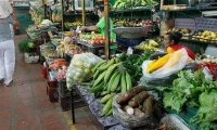 Alimentos y bebidas no alcohólicas fue uno de los sectores que más contribuyó a la inflación.