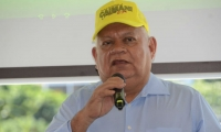 Alcalde de Ciénaga, Luis 'Tete' Samper