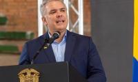 Iván Duque Márquez.