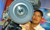 Jairo Villafañe, camarógrafo fallecido.