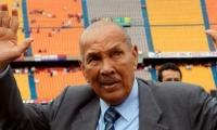 Efraín 'Caimán' Sánchez.