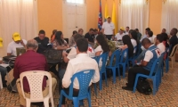 Consejo de Gestión del Riesgo en Ciénaga.