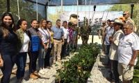 Inauguración de vivero bioclimático