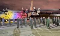 Fuerza Aérea Colombiana.