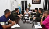 Nuevo comandante en Santa Marta