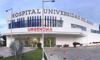 La víctima falleció en el Hospital Universidad del Norte.