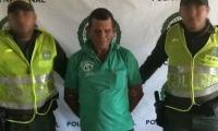 El anciano fue capturado en el municipio de El Retén.
