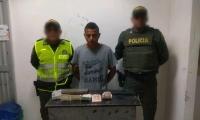 Said Ameth Martínez Acosta, capturado