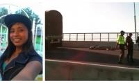 Yeiny Cantillo Jiménez murió atropellada en el nuevo puente Pumarejo.