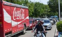 La medida afectará el tránsito de vehículos.