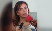 Sandra Vallejos, secretaria de Seguridad Distrital