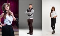 Paola Jara, Diego Torres, Greeicy Rendón