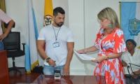 La alcaldesa Virna Johson radicó el proyecto de acuerdo ante el Concejo.
