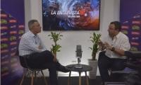 Secretario del Interior del Atlántico en entrevista con Jorge Cura.