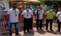 El ICA apoya la promoción de los productos agrícolas del Cesar.