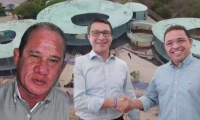 El proceso de la megabiblioteca lo lleva un fiscal, cuyas hijas trabajan en la Alcaldía de Santa Marta.