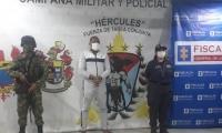 Jaminson Cuero Perlaza, alias 'Jaminson'.