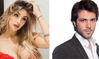 Melina Ramírez y Juan Manuel Mendoza.