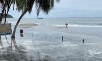 Playas de la ciudad.