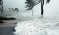 Paso del huracán Iota por San Andrés y Providencia va a paso lento y devastador.