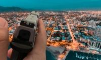 Un nuevo homicidio se presenta en Santa Marta.