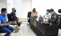 Gobernación entregará en comodato inmueble del CAE a la Alcaldía para descongestionar URI y estaciones de Policía.