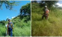 Daño de energía en Taganga fue difícil de arreglar por el acceso.